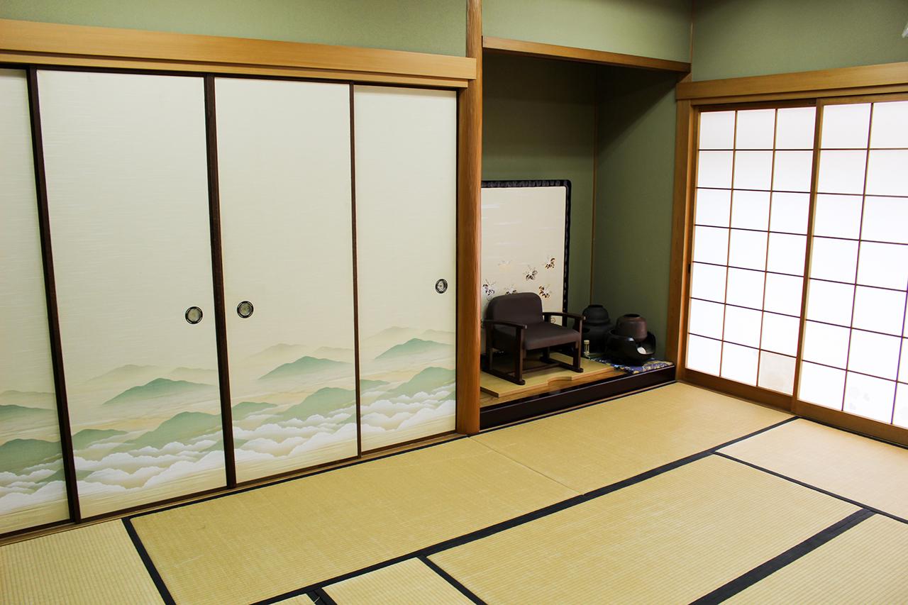 高齢者ふれあいセンター朝陽 : 和室 : Image Gallery02